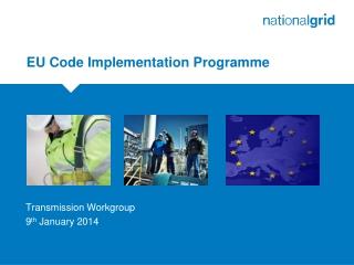 EU Code Implementation Programme