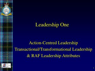 Leadership One