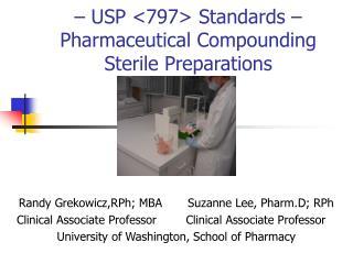 USP 797 SUMMARY PDF