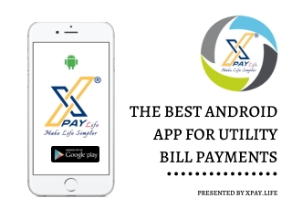 The best Android app for utility bill payments