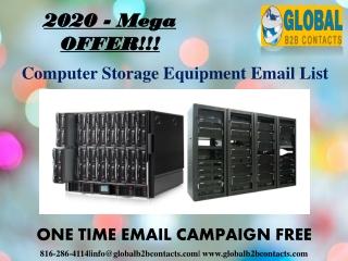 Computer Storage Equipment Email data