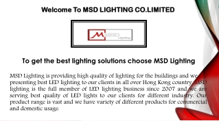 Led Channel - Led Strip, Led Aluminum Profile