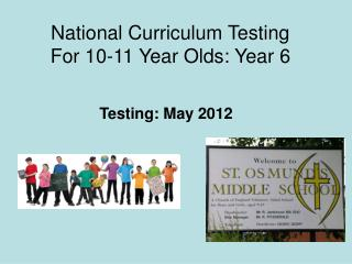 National Curriculum Testing  For 10-11 Year Olds: Year 6