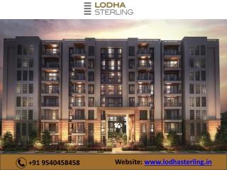 Lodha Sterling Thane - Lodha Sterling - Lodha Group