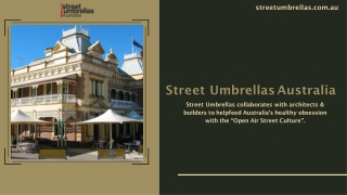 Buy Umbrellas for Commercial Use
