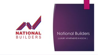 National Builders