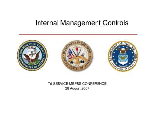 Internal Management Controls