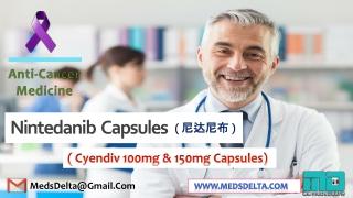 Cyendiv 150mg Capsules   Nintedanib 150mg Price in India   Nintedanib Wholesale Supplier
