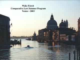 Venice - 2000
