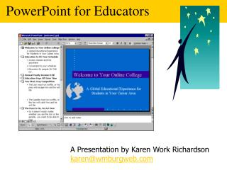 PowerPoint for Educators