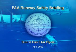 FAA Runway Safety Briefing