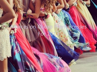 What To Remember For Prom Dresses 2013