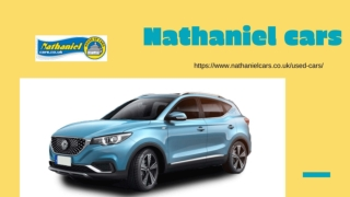 Online Cars for sale Bridgend - Nathaniel cars