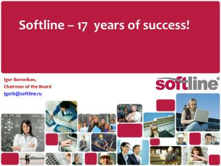 Softline – 17  years of success !