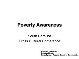 Poverty Awareness