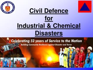 Civil Defence for Industrial & Chemical Disasters