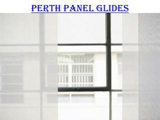 Perth Panel Glides