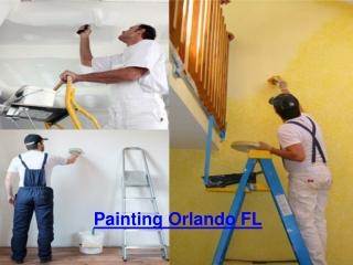 Painting Orlando FL