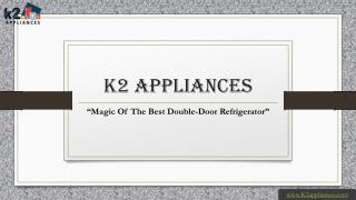 Best Multi Door Refrigerator