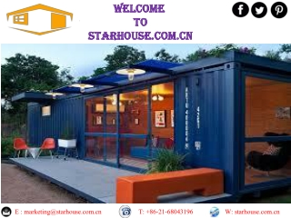 Bathroom Container House for Sale