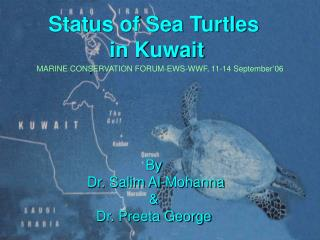 Status of Sea Turtles  in Kuwait