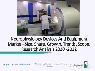 Neurophysiology Devices Market Scope, Size, Industry Trends, Demand And Growth 2022