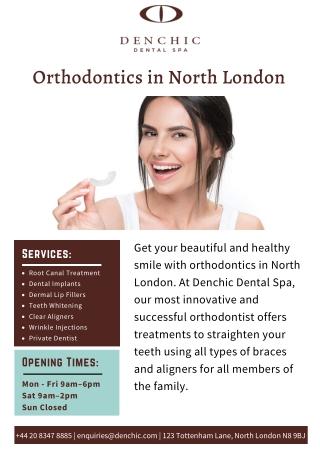 Orthodontics in North London