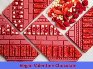 Vegan Valentine Gift Baskets   Vegan Chocolate Valentines Gift