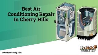 Best Air Conditioning Repair In Cherry Hills