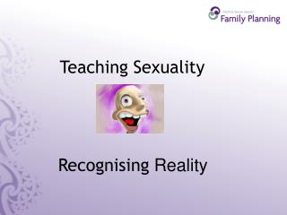 Teaching Sexuality