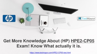 Apply These 9 Secret Techniques To Improve HPE2-CP05 Practice Test