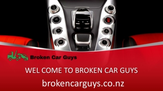 Broken Car Collection Company
