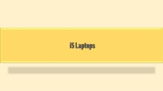 Get Best Deals on latest i5 Laptops Online at Bajaj Finserv EMI Store