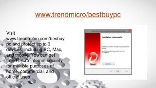 trendmicro antivirus
