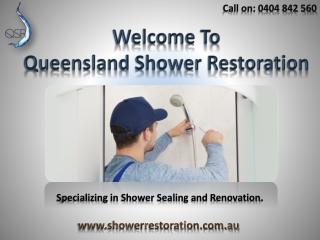 Complete Shower Renovation Service in Brisbane