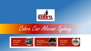 Protecting Your Vehicle Witha Car Alarm