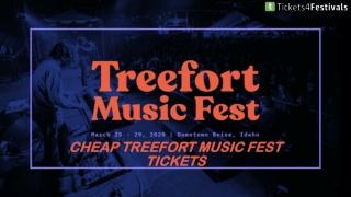 Discount Treefort Music Fest Tickets
