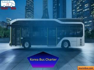 Korea Bus Charter