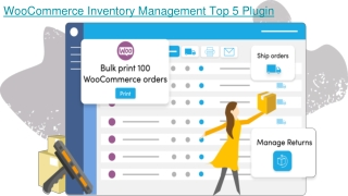 WooCommerce Inventory Management TOp 5 Plugin