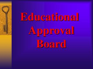 Educational Approval Board