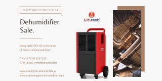Dehumidifier price sale in UAE, Saudi Arabia, Oman