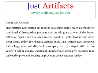Light Up Your Special Event with an Array of Paper Lanterns