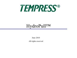 HydroPull™