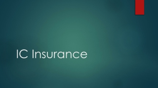 IC Insurance Solutions