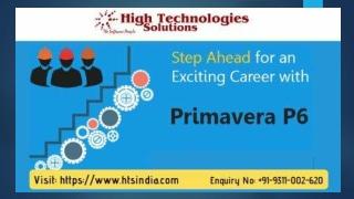 Primavera P6 Training in Delhi