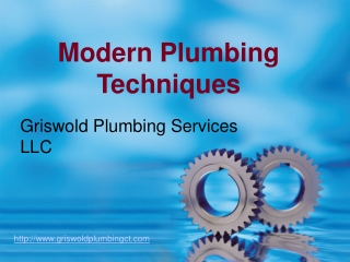 Modern Plumbing Techniques