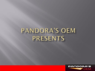 Pandoras OEM Home Appliance Repair Parts Store