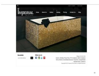 online tile store
