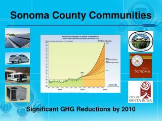Sonoma County Communities