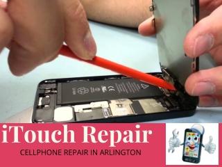 iPhone Repair Arlington | iTouch Repair